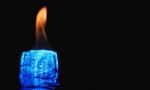 Ứng dụng hóa học để đốt lửa trên băng