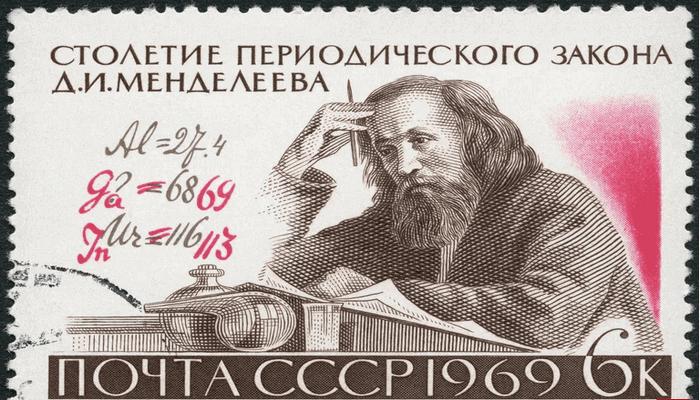 Tiểu sử Dmitri Mendeleev người phát minh ra bảng tuần hoàn